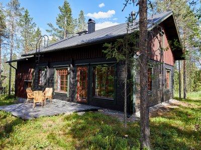 Wohnen im Fichtenwald