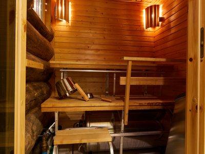 elektrische Sauna
